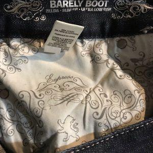 Express Pants - Express Zelda jeans barley boot 8